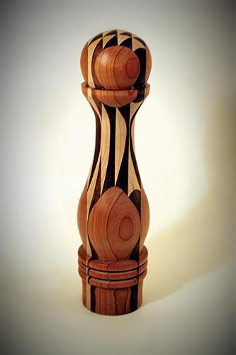 Staved Vase